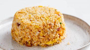 gạo chưa bao nhiêu calo